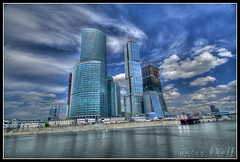 MIBC Moscow City | by anton khoff