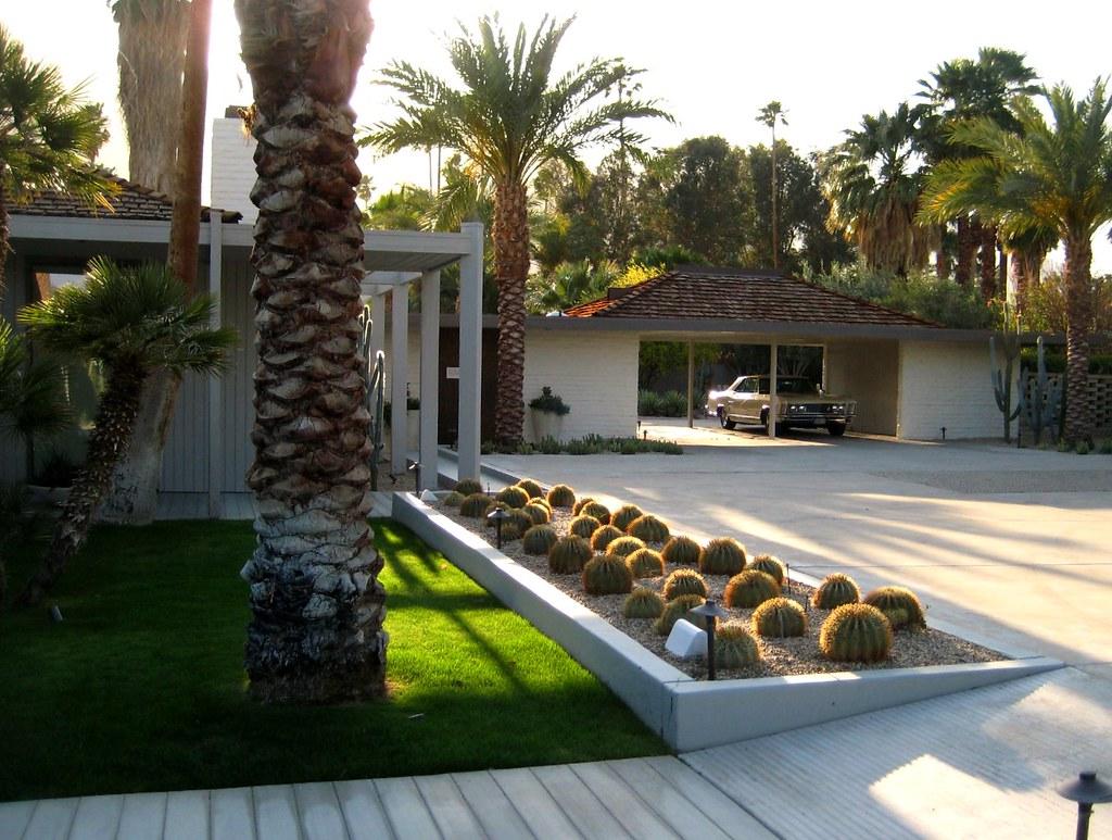 Abernathy House William Cody 1962 Palm Springs