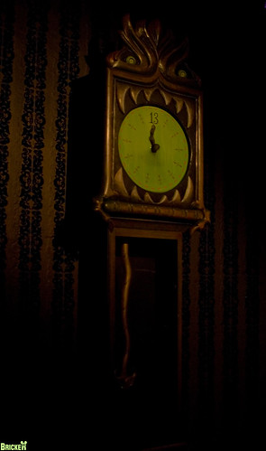Haunted Mansion - Tick . . . Tock . . . | by Tom.Bricker