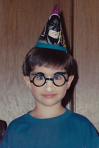 michael 5th birthday 1993 | by Donna & Andrew