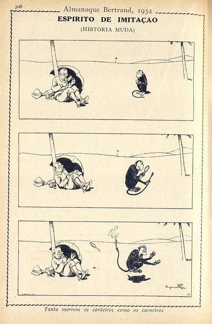 Almanaque Bertrand, 1934 - Benjamin Rabier 52