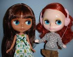 Mandy & Krystal by quiltparalegal