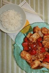 Tofu Black Pepper by ninocero