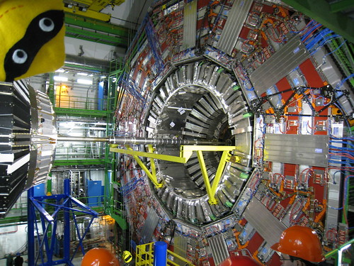 Particles' days out at CERN | by AndiH