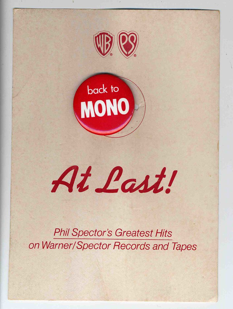 A Christmas Gift For You From Phil Spector.Absolute Proof Mono Is Better Phil Spector S A Christmas