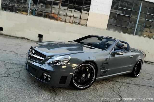 Mercedes Benz S550   Custom Car Gallery   Orlando, FL