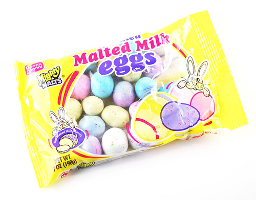 Necco Malted Milk Eggs Package | by princess_of_llyr