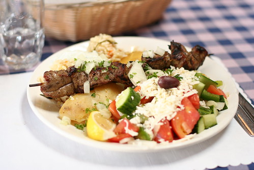 lamb souvlakia | by Geoff Peters 604