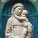 Luca della Robbia, Virgin and Child, c.1448