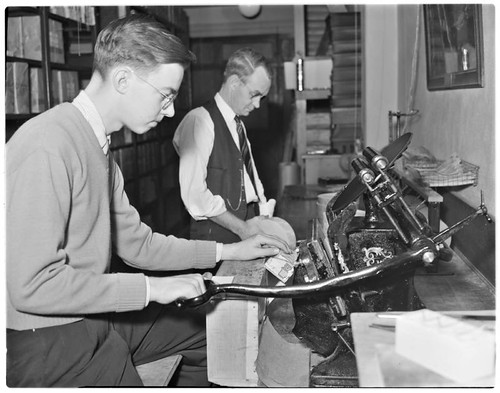 PE - Printing Press MTA_1039 | by Metro Transportation Library and Archive