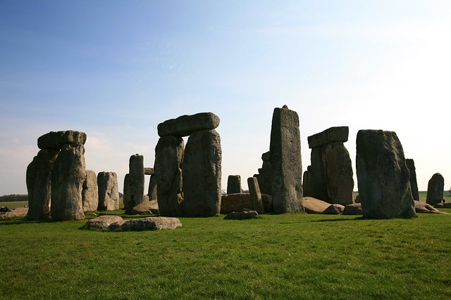 Stonehenge Rocks!
