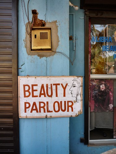 Beauty parlour | by runran