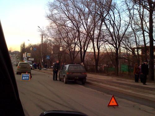 Оформление ДТП без участия полиции