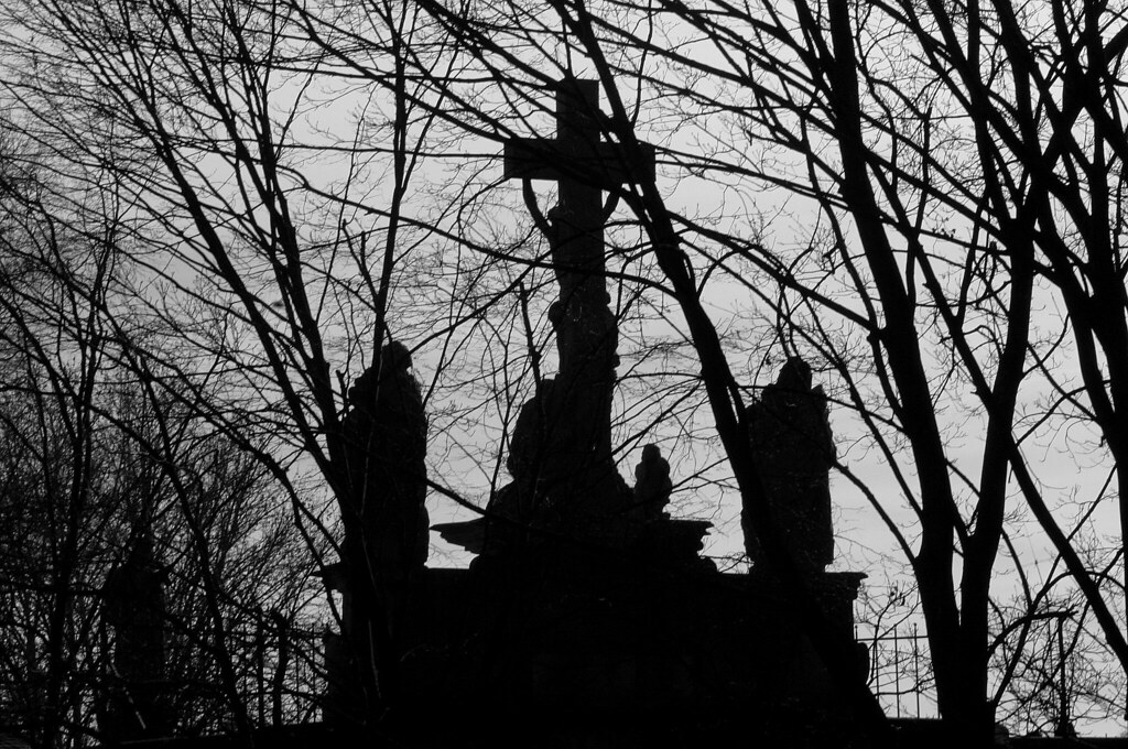 Kreuzigungsgruppe auf der Oberen Brücke