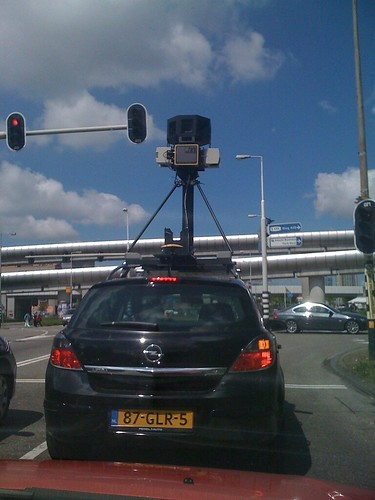 Google street view car | by mgroot