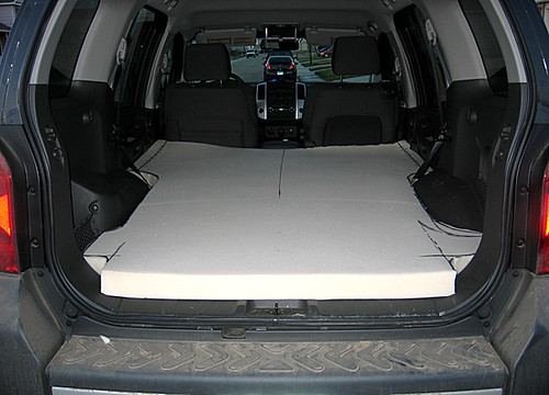 Pickup Truck Bed Tent >> Xterra Bed | Flickr - Photo Sharing!