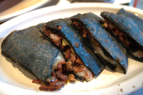 Blue Corn Quesadillas | by william.neuheisel