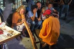 Street musicians by geotav