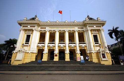 Hanoi - Opera House