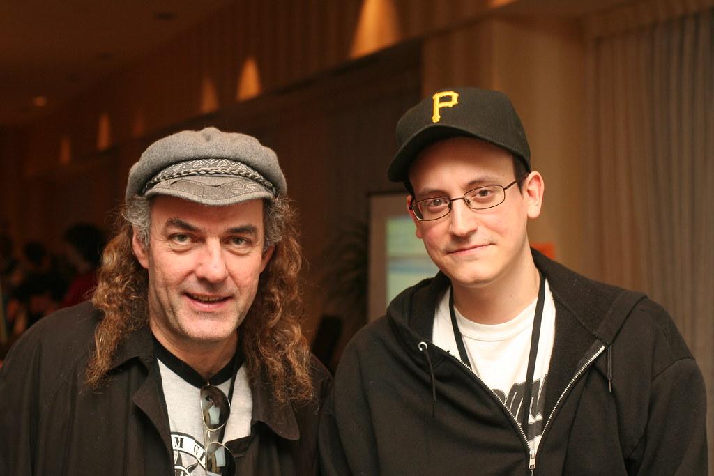Emmanuel Goldstein Emmanuel Goldstein And ed