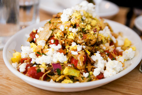 Greek Cobb Salad | by Serious Eats