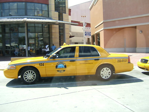 Yellow Cab in Tampa | by Paul Beattie
