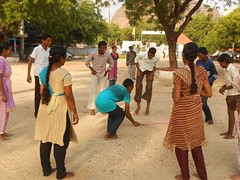 Awareness & Quick Response Game at Samskar Varga