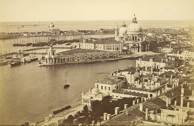 Venise en 1860.