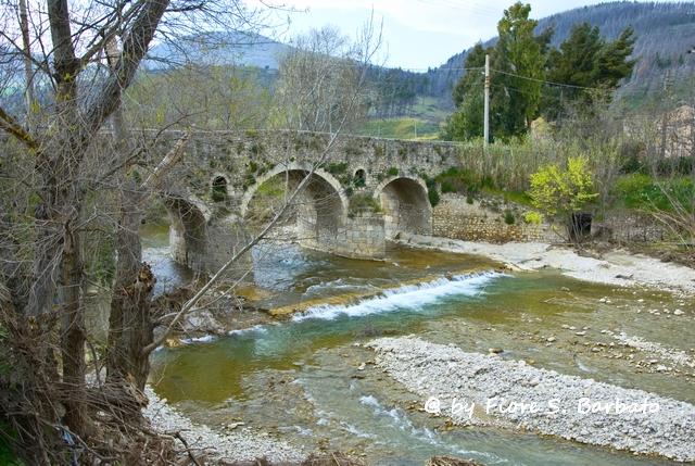 Bovino Italy il Ponte Bovino Italy