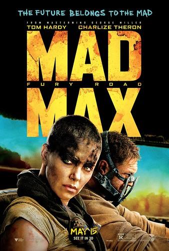疯狂的麦克斯4:狂暴之路 Mad Max: Fury Road (2015)海报