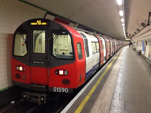 Highgate Underground station