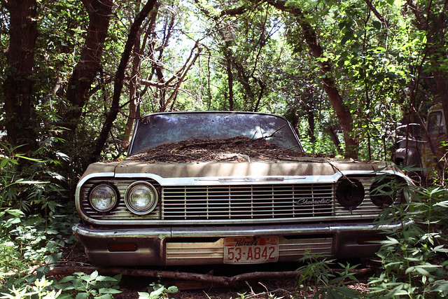 Lambrecht Chevrolet Auction in Pierce, Nebraska