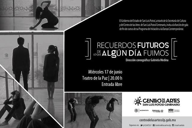 Estudiante del CEART ofrecerán función dancística en el Teatro de la Paz