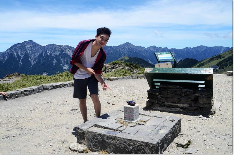 豆豆的第二座百岳~石門山