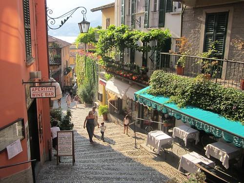 La Salita Serbelloni a Bellagio, sul Lago di Como