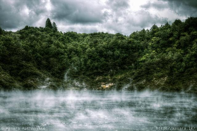 "IMG_0310_20131225_HDR ""Frying Pan Lake - Waimangu Volcanic Valley, Rotorua"""