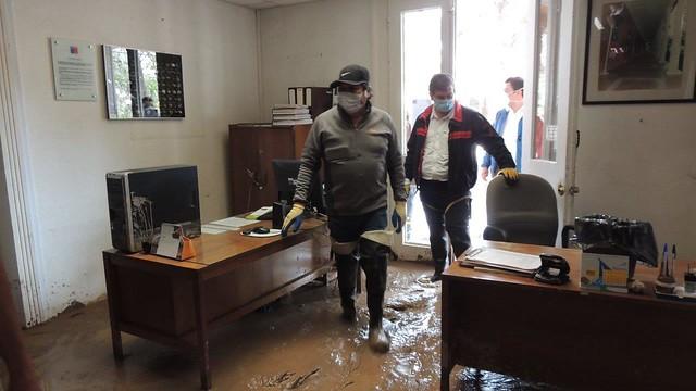 Peligro geológico Aluvión de Copiapó
