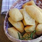 Rosemary buns