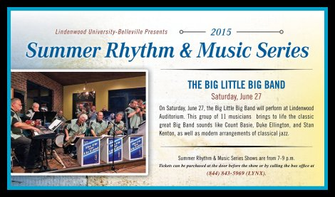 The Big Little Band 6-27-15