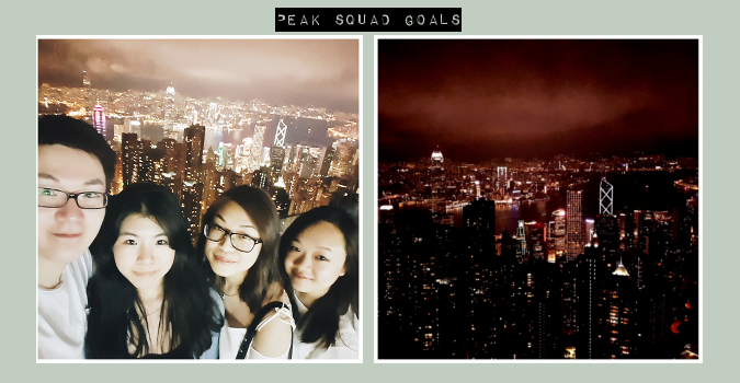 Daisybutter - Hong Kong Lifestyle and Fashion Blog: Victoria Peak
