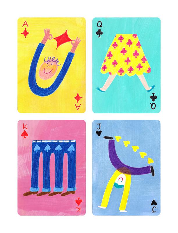 Yinfan Huang_Fun Playing Cards
