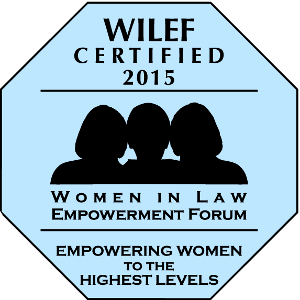 WILEF Gold Certification 2015