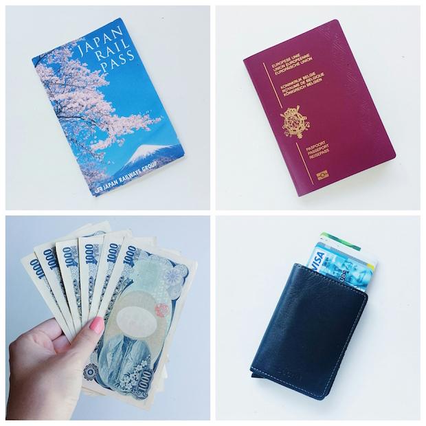 stylelab travel blog packing for japan 3