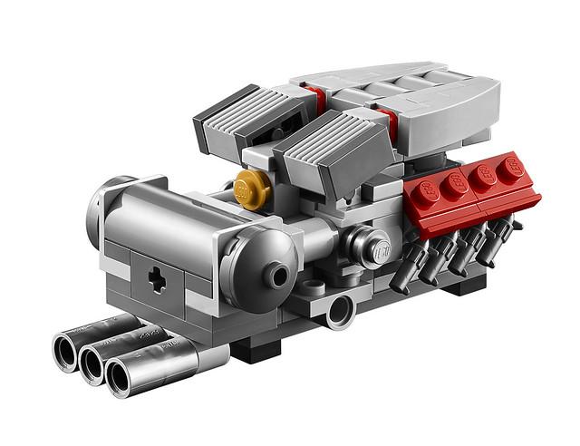 LEGO Creator 10248 - Ferrari F40