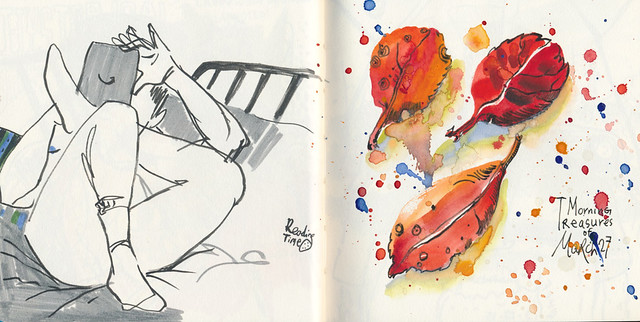 Sketchbook #89