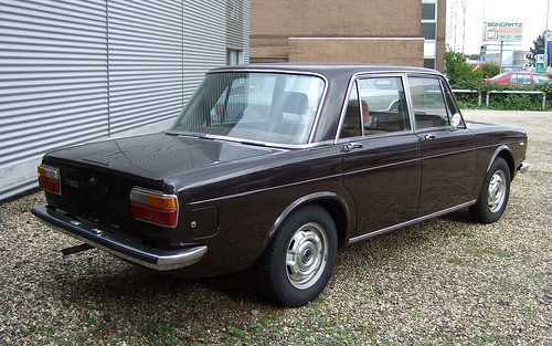 Lancia 2000 Berlina  (1970-74)