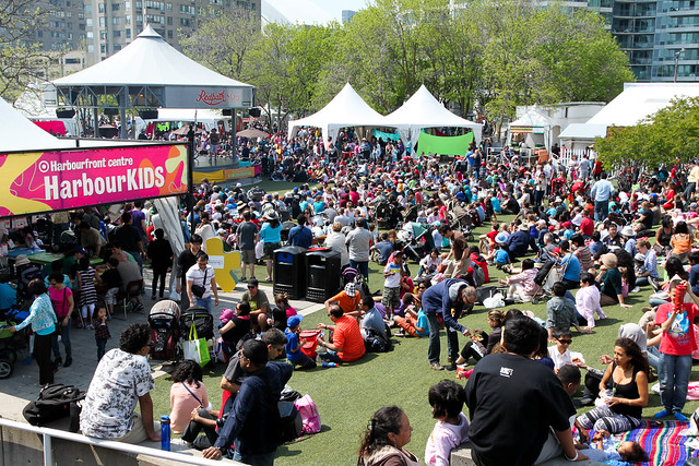 Toronto International Circus Festival - 2013