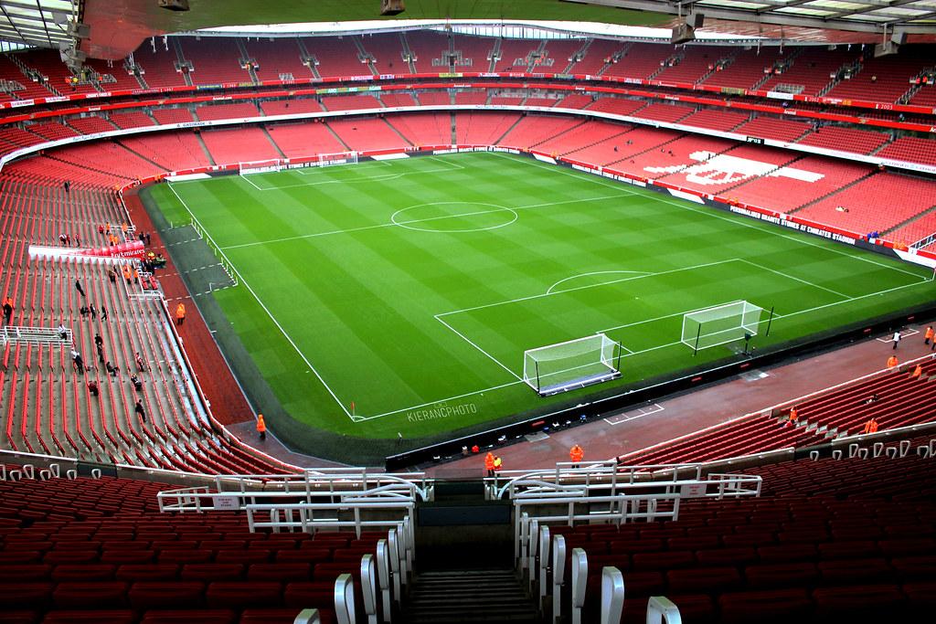 Emirates Stadium Poster The Emirates Stadium Flickr