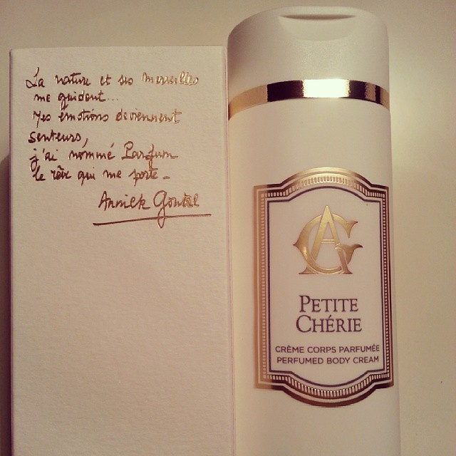 A comforting scent for bedtime. @AnnickGoutal_FR #perfume