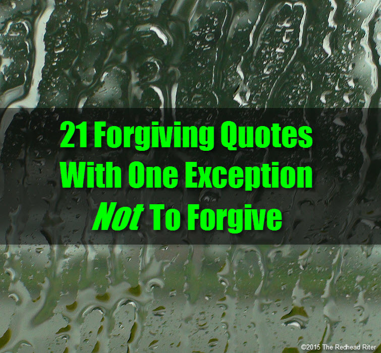 raining window 21 Forgiving Quotes With One Exception Not To Forgive tw